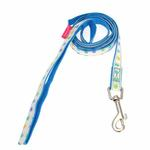 View Image 1 of Sprinkles Dog Leash by Pinkaholic - Blue