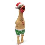 View Image 1 of Squawker's Family Dog Toy - Christmas Earl