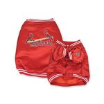 View Image 1 of St. Louis Cardinals Dugout Dog Jacket