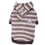 View Image 5 of Stanza Dog Sweater by Pinkaholic - Purple