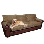 View Image 2 of Sta-Put Pet Full Fit Furniture Protector by Solvit - Moss