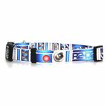 View Image 1 of Star Wars Dog Collar - R2-D2