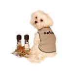 View Image 1 of Sugar & Spice Design Dog Tank Top - Spice