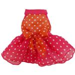 View Image 1 of Summer Dots Dog Dress