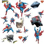 Superman Bedroom Decor - Day of Doom Wall Decals