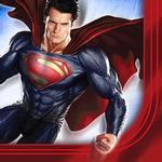 Superman Party Supplies - Lunch Napkins