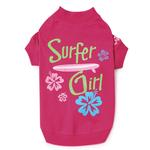 View Image 1 of Surf's Up Dog T-Shirt - Surfer Girl