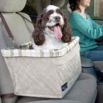 View Image 1 of Tagalong Deluxe Pet Booster Seat by Solvit - Extra Large