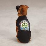 View Image 2 of Tattoo Shirt for Dogs - Clover
