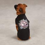 View Image 2 of Tattoo Shirt for Dogs - Heart