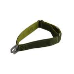 View Image 1 of Tazlab Safe-T Stretch Adjustable Dog Collar - Gunk's Green
