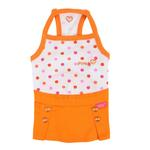 View Image 1 of Tease Dog Dress by Pinkaholic - Orange