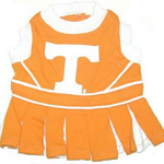 View Image 1 of Tennessee Vols Cheerleader Dog Dress