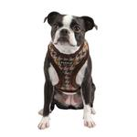 View Image 1 of Tessell Dog Harness by Puppia - Brown