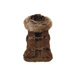 View Image 1 of The Aspen Coat by NY Dog - Brown
