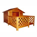 View Image 1 of The Mansion Large Outdoor Dog House