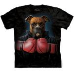 View Image 1 of The Mountain Human T-Shirt - Boxer Rocky