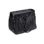 View Image 1 of The Parisian Pet Carrier by Zack and Zoey - Black