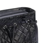 View Image 3 of The Parisian Pet Carrier by Zack and Zoey - Black