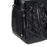 View Image 2 of The Parisian Pet Carrier by Zack and Zoey - Black