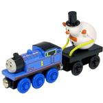 Thomas Wooden Railway - Thomas & The Snowman