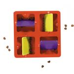View Image 1 of Tic Tac Twirl Dog Puzzle Toy