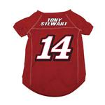 View Image 1 of Tony Stewart Dog Jersey