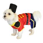 View Image 1 of Toy Soldier Nutcracker Dog Costume