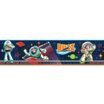 Toy Story Bedroom Decor - Self Stick Toy Story 3D Wall Border