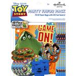 Toy Story Party Supplies - Game Time 48 Piece Favor Pack