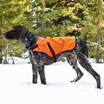 View Image 2 of Track Safety Dog Jacket by RuffWear - Blaze Off