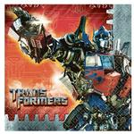 Transformers Party Supplies - Luncheon Napkins