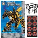 Transformers Party Supplies - Party Game