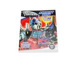 Transformers Party Supplies - Sticker Book