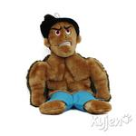 View Image 1 of Tuff Guy Tony Squeaker Mat Dog Toy