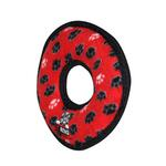 View Image 2 of Tuffy Dog Toys - Jr Ring Red