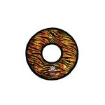 View Image 1 of Tuffy Dog Toys - Mega Ring Tiger Print