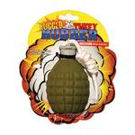 View Image 3 of Tuffy Rugged Rubber Dog Toys - Grenade