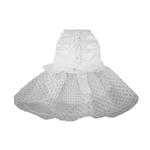 View Image 1 of Tulle and Organza Dog Wedding Dress