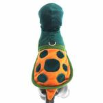 View Image 1 of Turtle Hoodie Dog Harness Costume
