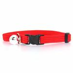 View Image 2 of Twice as Nice Kitty Break-Away Cat Collar - Red