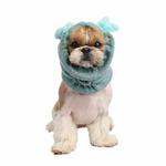 View Image 1 of Twilight Dog Snood by Pinkaholic - Aqua