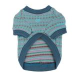 View Image 2 of Twilight Dog Sweater by Pinkaholic - Aqua