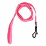 View Image 1 of Basic Dog Leash by Puppia - Pink