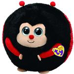 Ty Beanie Ballz - Dots the Ladybug Medium