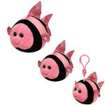 Ty Beanie Ballz - Gilly the Angelfish