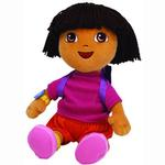 Ty Beanie Buddies - Dora the Explorer Large