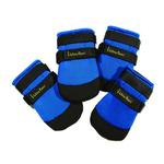 View Image 1 of Ultra Paws Cool Dog Boots - Blue