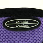View Image 4 of Ultra USA Choke Free Dog Harness by Doggie Design - Purple Lavender