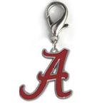 University of Alabama Dog Collar Charm